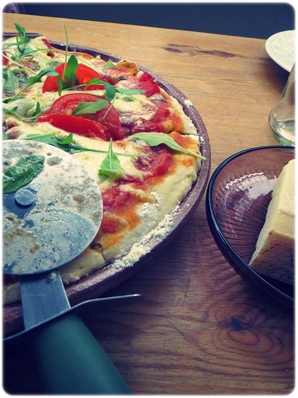 Pizza melizzata
