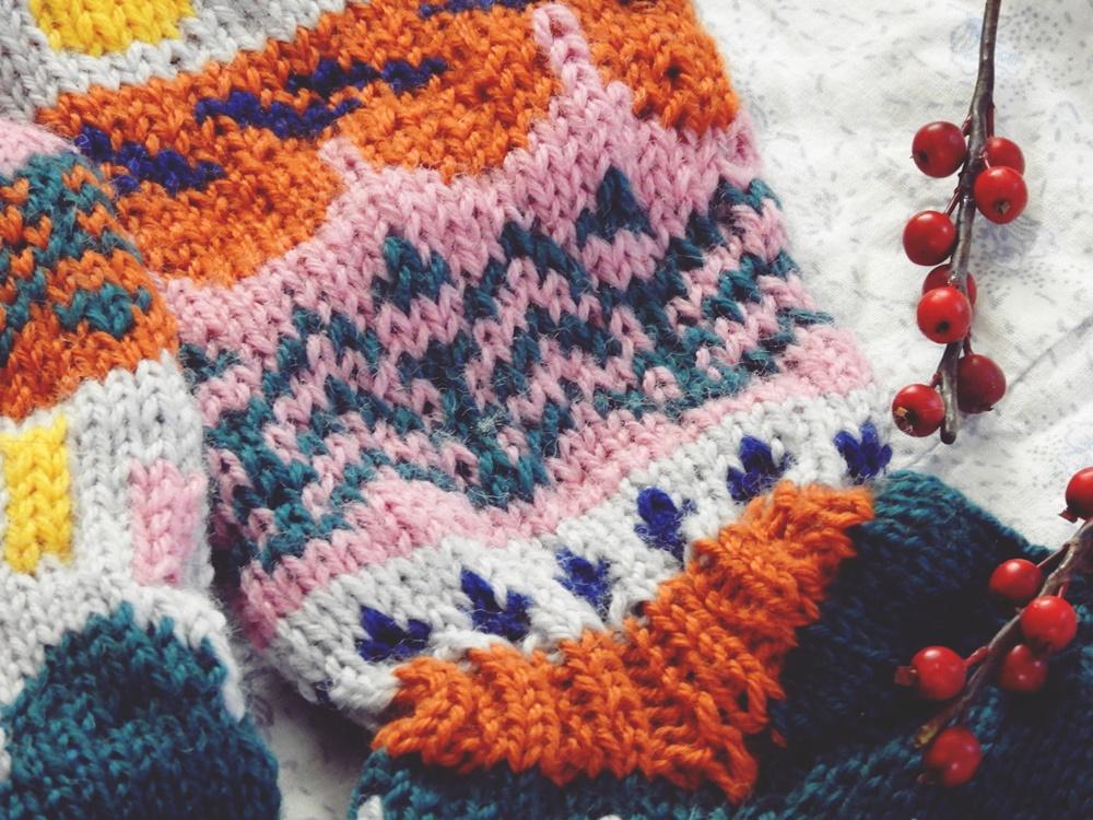 Muita ihania-blogin talvisukat