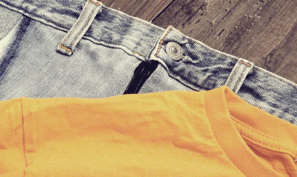 30 luovia ideoita vanhojen farkkujen vaatteiden uudistamiseen