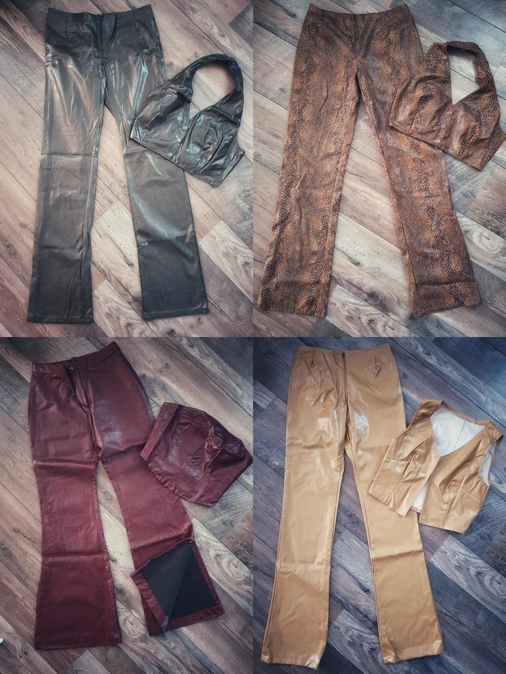Ysäri ja ysärin muoviset vaatteet