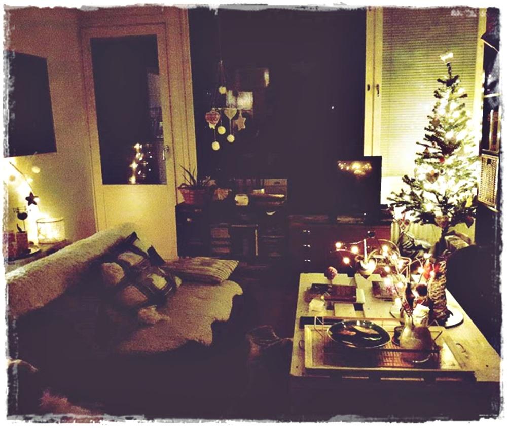 Boheemit joulukoristeet ilmaiseksi