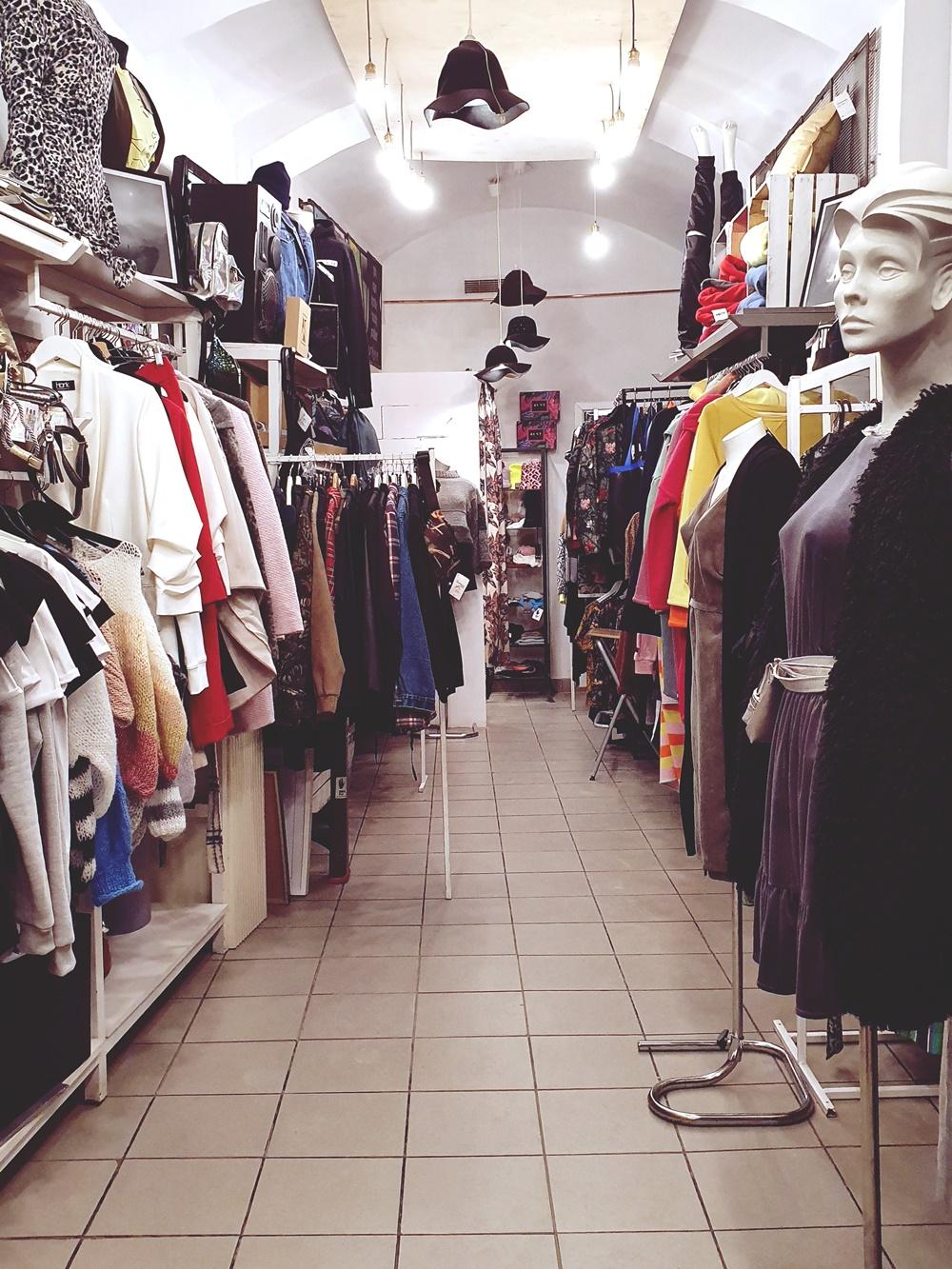 Shoppaillen