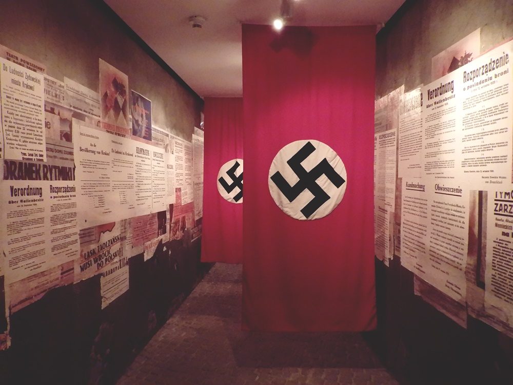 Oskar Schindlerin jalanjäljissä