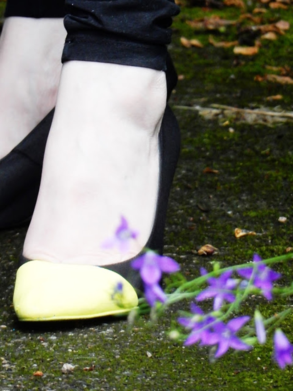 Hauska DIY kenkiin