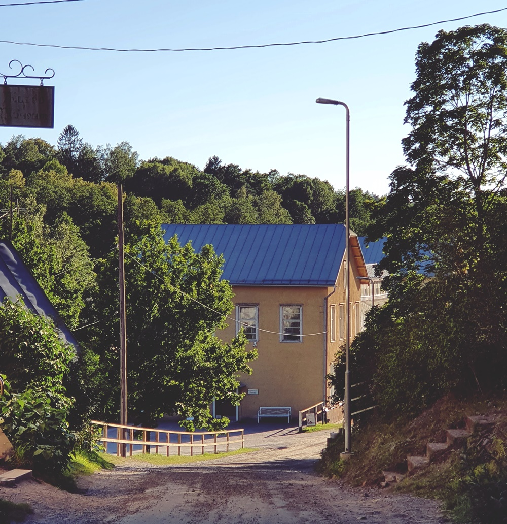Romanttinen Fiskars Village