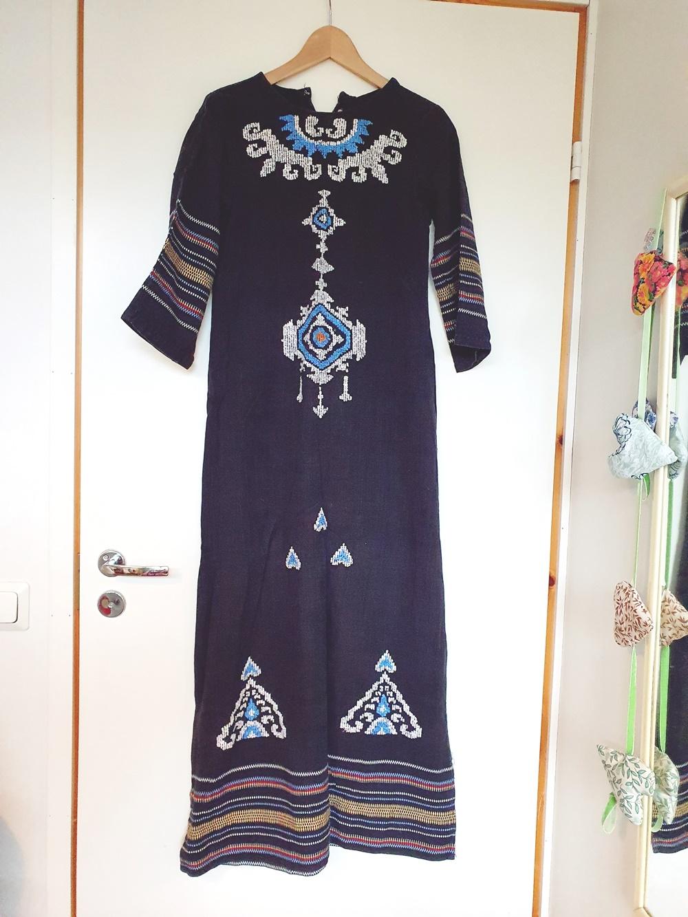 Liian pieni mekko hameeksi