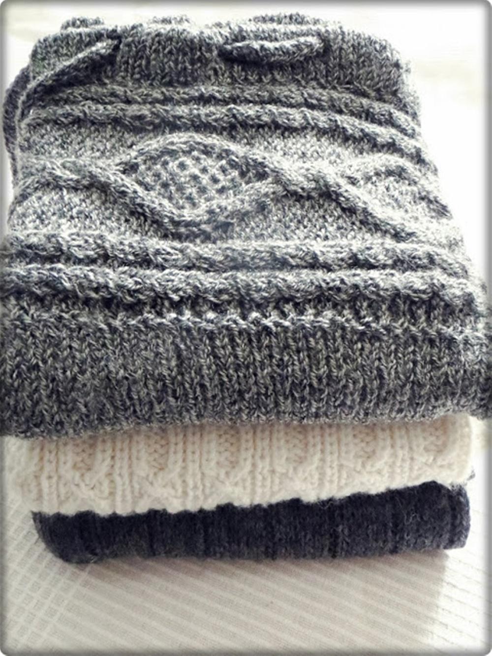 Ihanat villavaatteet