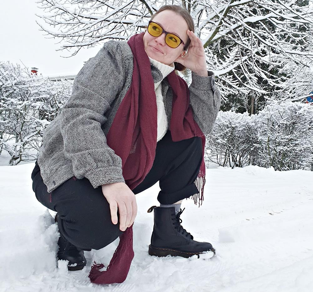 Tämän talven ehdoton lempivaate