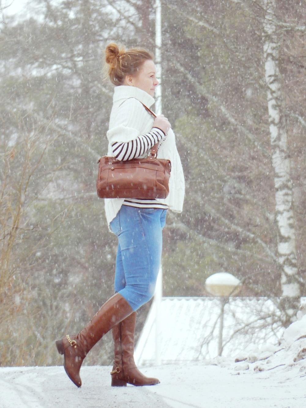 Hyvästi talvi, en jää kaipaamaan