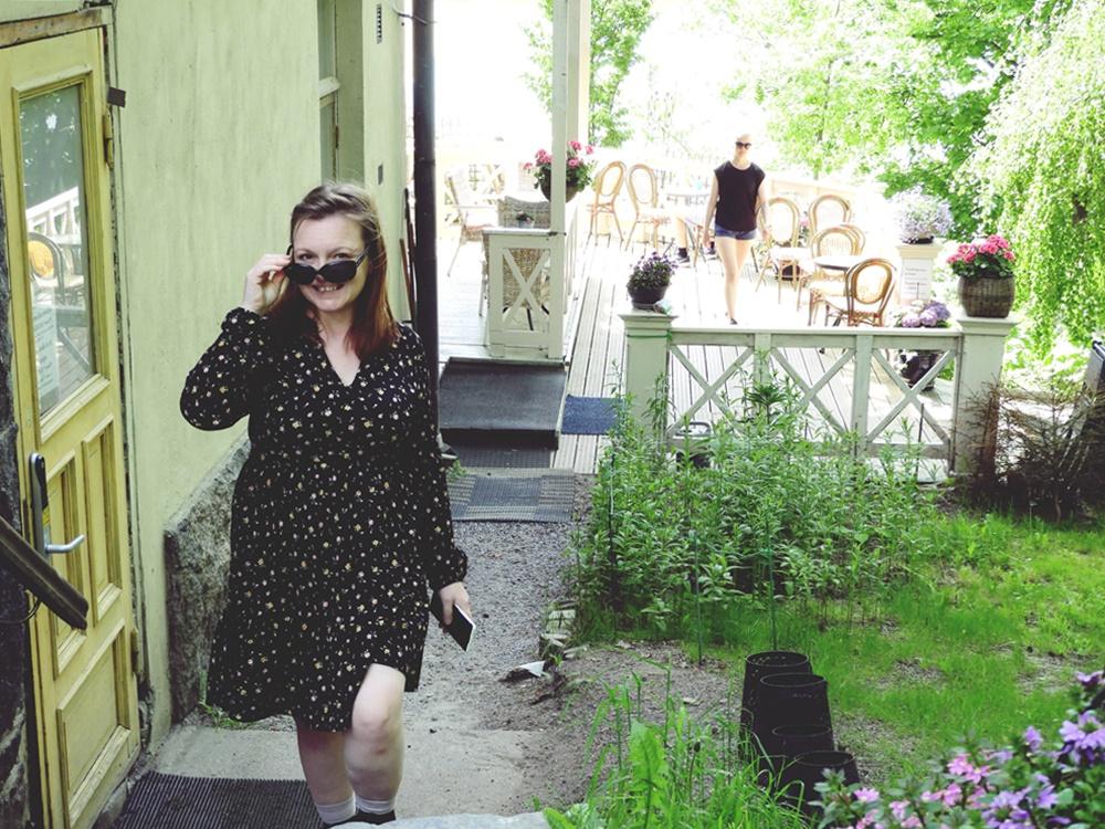 Helsingin helmi Cafe Taideterassi