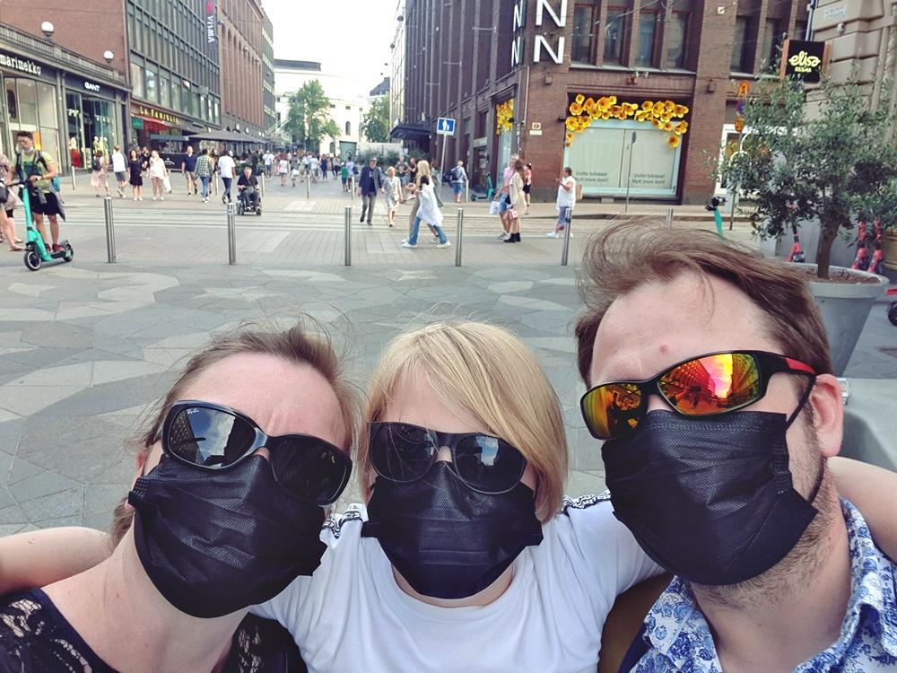 Seikkailupäivä Helsingissä