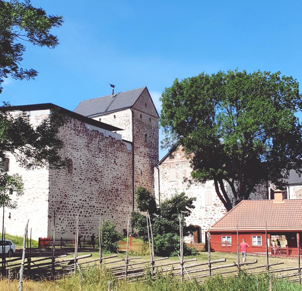 Kastelholman linna